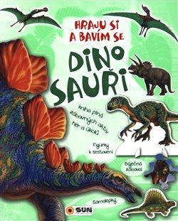 Obálka titulu Dinosauři - hraju si a bavím se