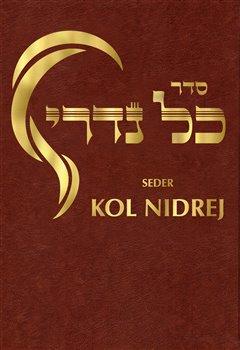 Obálka titulu Seder Kol Nidrej