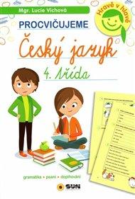 Český jazyk 4. třída - procvičujeme