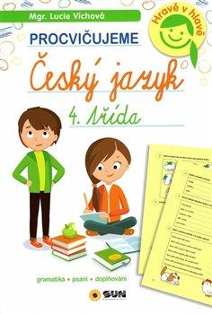 Obálka titulu Český jazyk 4. třída - procvičujeme