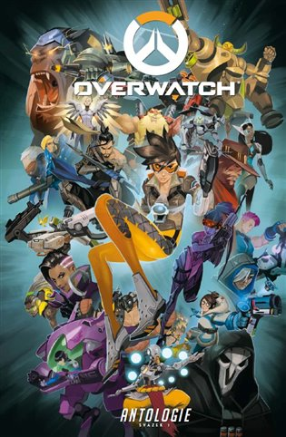 Overwatch: Antologie 1 - - | Booksquad.ink