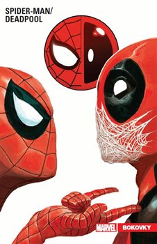 Obálka titulu Spider-Man / Deadpool 2: Bokovky