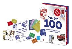 Obálka titulu Dobrých 100 – Zábavné vědomostní hry s kartami