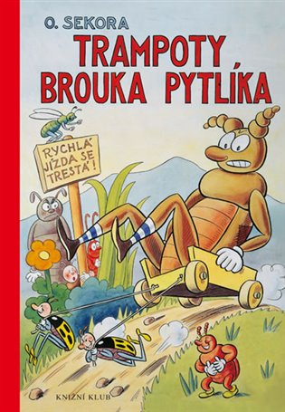 Trampoty brouka Pytlíka - Ondřej Sekora   Booksquad.ink