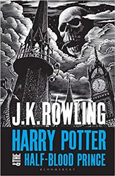 Obálka titulu Harry Potter and the Half-Blood Prince 6 Adult Edition