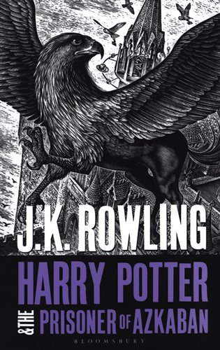 Harry Potter and the Prisoner of Azkaban 3 Adult Edition