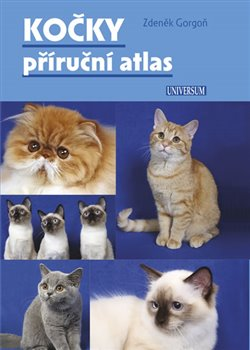 Obálka titulu Kočky - příruční atlas