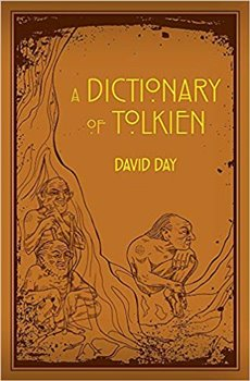 Obálka titulu Dictionary of Tolkien