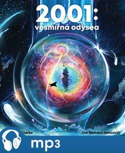 Obálka titulu 2001:Vesmírná odysea