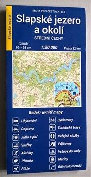 Slapské jezero a okolí, střední Čechy