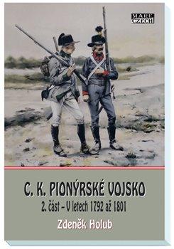 Obálka titulu C.K. Pionýrské vojsko - 2. část
