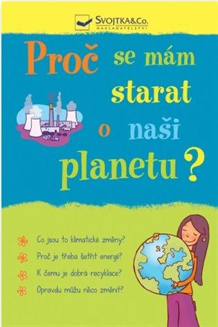 Proč se mám starat o naši planetu? - Susan Meredith | Booksquad.ink