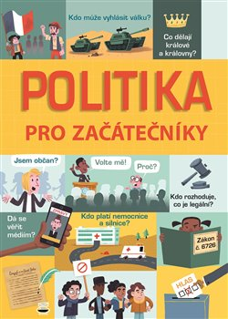 Obálka titulu Politika pro začátečníky