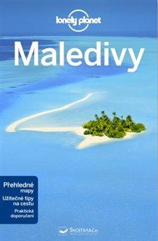 Obálka titulu Maledivy - Lonely Planet