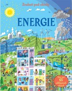 Obálka titulu Energie - Znalosti pod okénky