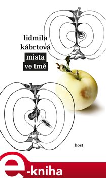Místa ve tmě - Lidmila Kábrtová e-kniha