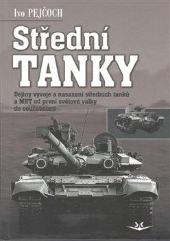 Obálka titulu Střední tanky