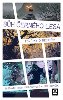 Obálka titulu Bůh Černého lesa