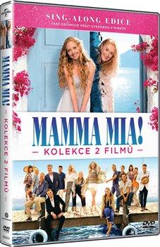 Mamma Mia!: Kolekce 2 filmů (2 DVD)