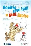 Obálka knihy Bonifác zase řádí v psí školce