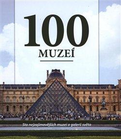 Obálka titulu 100 muzeí