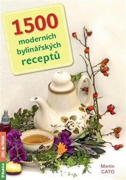 Obálka titulu 1500 moderních bylinářských receptů