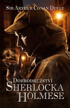 Obálka titulu Dobrodružství Sherlocka Holmese