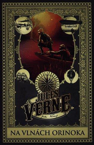 Na vlnách Orinoka - Jules Verne   Booksquad.ink