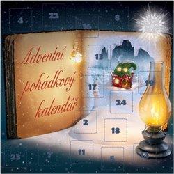 Obálka titulu Adventní pohádkový kalendář