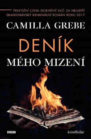 Deník mého mizení - Camilla Grebe   Booksquad.ink