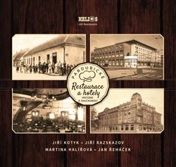 Obálka titulu Pardubické restaurace a hotely