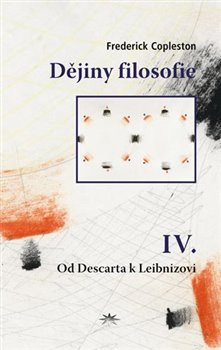 Obálka titulu Dějiny filosofie IV.