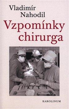 Obálka titulu Vzpomínky chirurga
