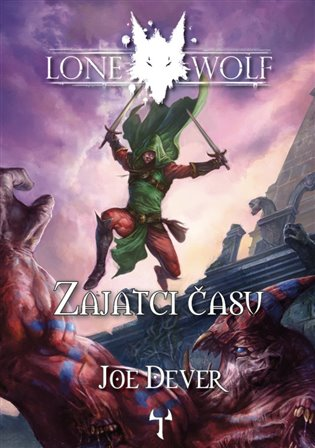 Zajatci času - Joe Dever | Booksquad.ink