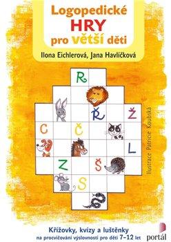 Obálka titulu Logopedické hry pro větší děti