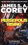 Obálka knihy Persepolis Rising: The Expanse