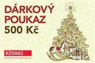 Vánoční elektronický dárkový poukaz v hodnotě 500 Kč