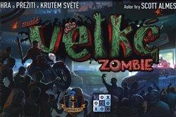 Obálka titulu Malé velké zombie