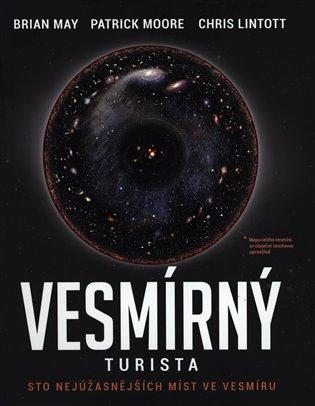 Vesmírný turista - Brian May | Booksquad.ink