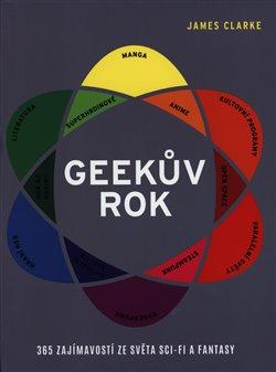 Obálka titulu Geekův rok