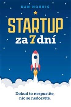 Obálka titulu Startup za 7 dní