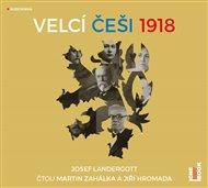 Velcí Češi 1918