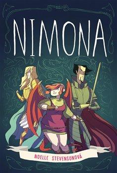 Obálka titulu Nimona