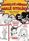Obálka knihy Zapeklité případy malé Otolíny - speciální dárkové balení