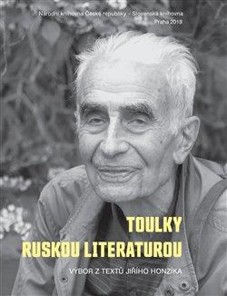 Obálka titulu Toulky ruskou literaturou