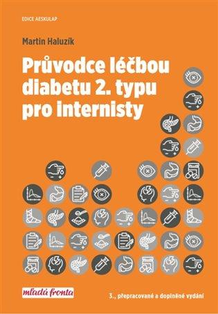 Průvodce léčbou diabetu 2. typu pro internisty - Martin Haluzík   Booksquad.ink