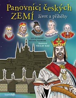 Obálka titulu Panovníci českých zemí - život a příběhy