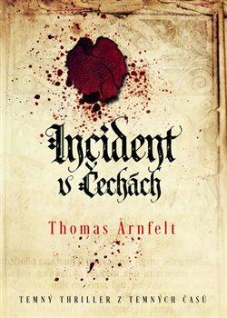 Obálka titulu Incident v Čechách