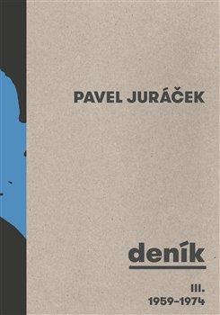 Obálka titulu Deník III. 1959 - 1974
