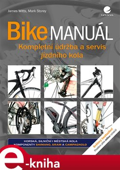 Obálka titulu Bike manuál
